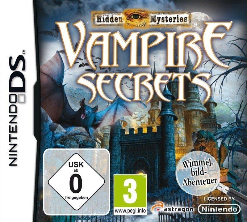 Vampire Secrets NDS