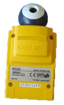 MGB-006 Game Boy Camera