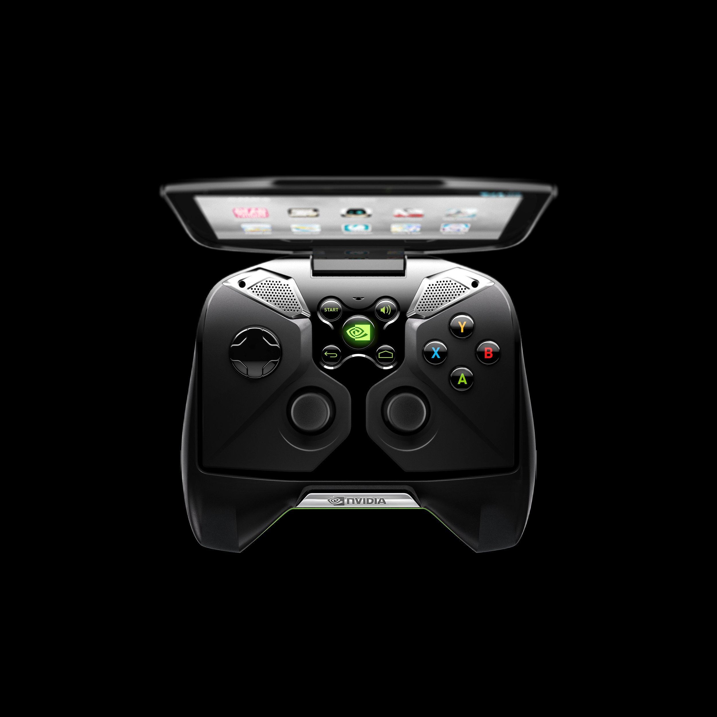 Nvidia Shield: Android-Handheld wegen technischer Probleme erst im Juni