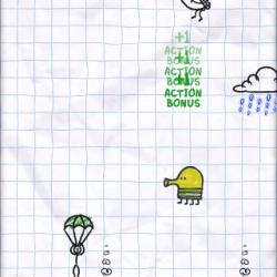 FDG aktualisiert Parachute Panic für iPhone