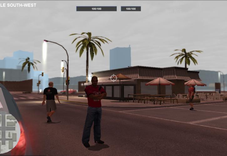 Poisonville – Screenshot