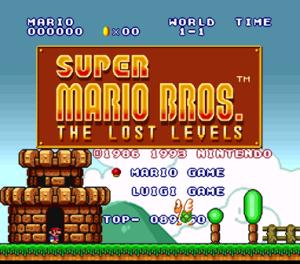 Super Mario Bros The Lost Levels (1)
