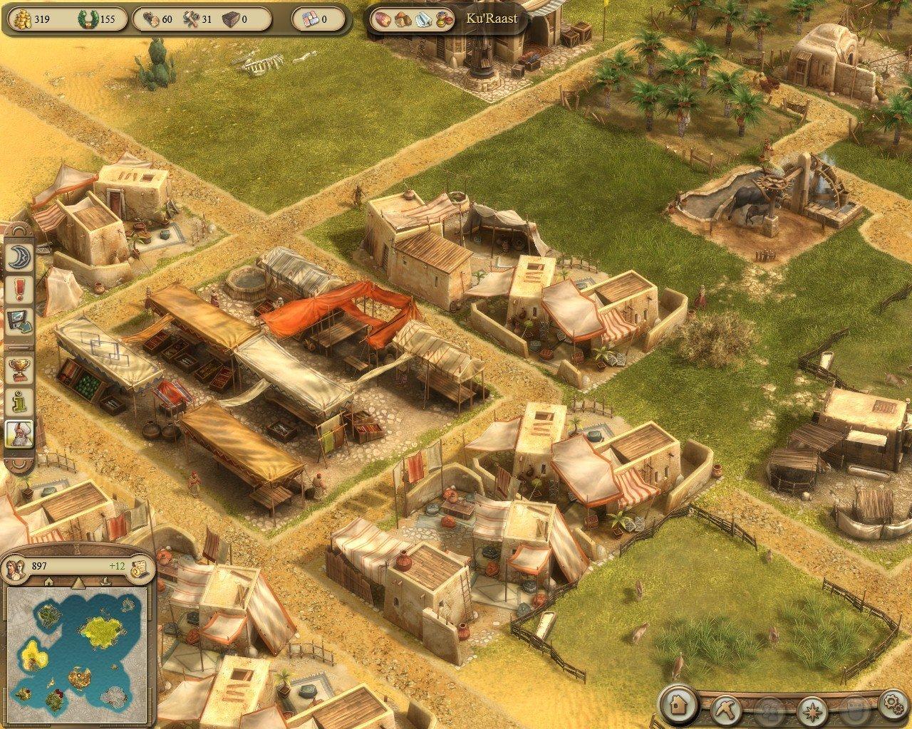 Anno 1404 - Screenshot