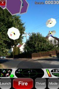 Arcade Reality: Auf Ufos schießen