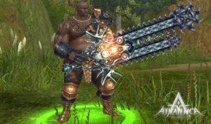 Atlantica Online: The Punisher