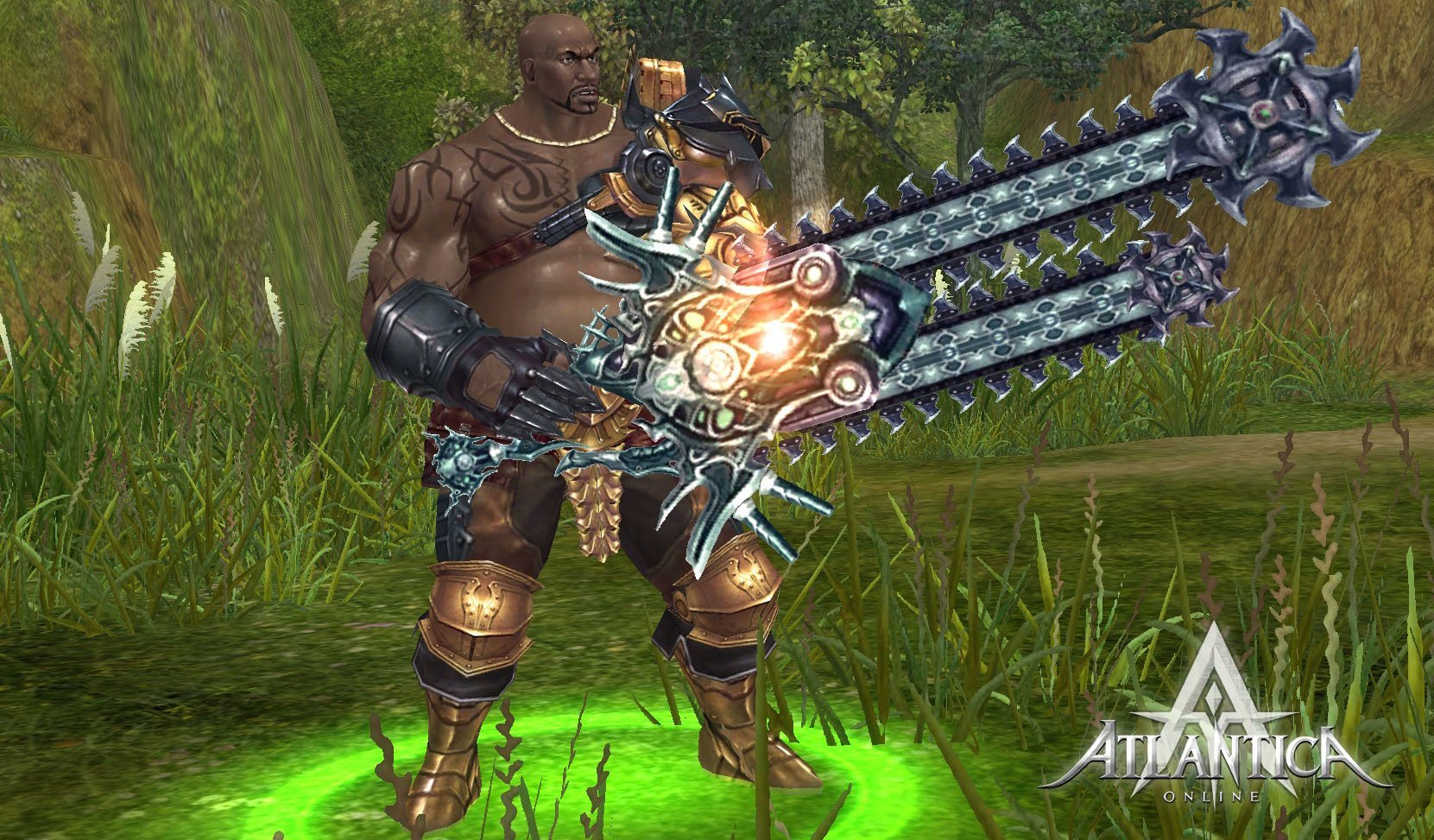 Atlantica Online: The Punisher