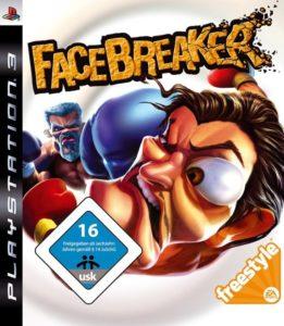 Facebreaker - Packshot PS3