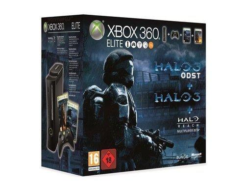 Xbox 360 Elite – Halo-3-Bundle