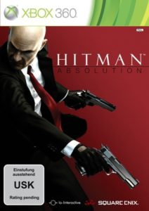 Hitman: Absolution - Cover Xbox 360