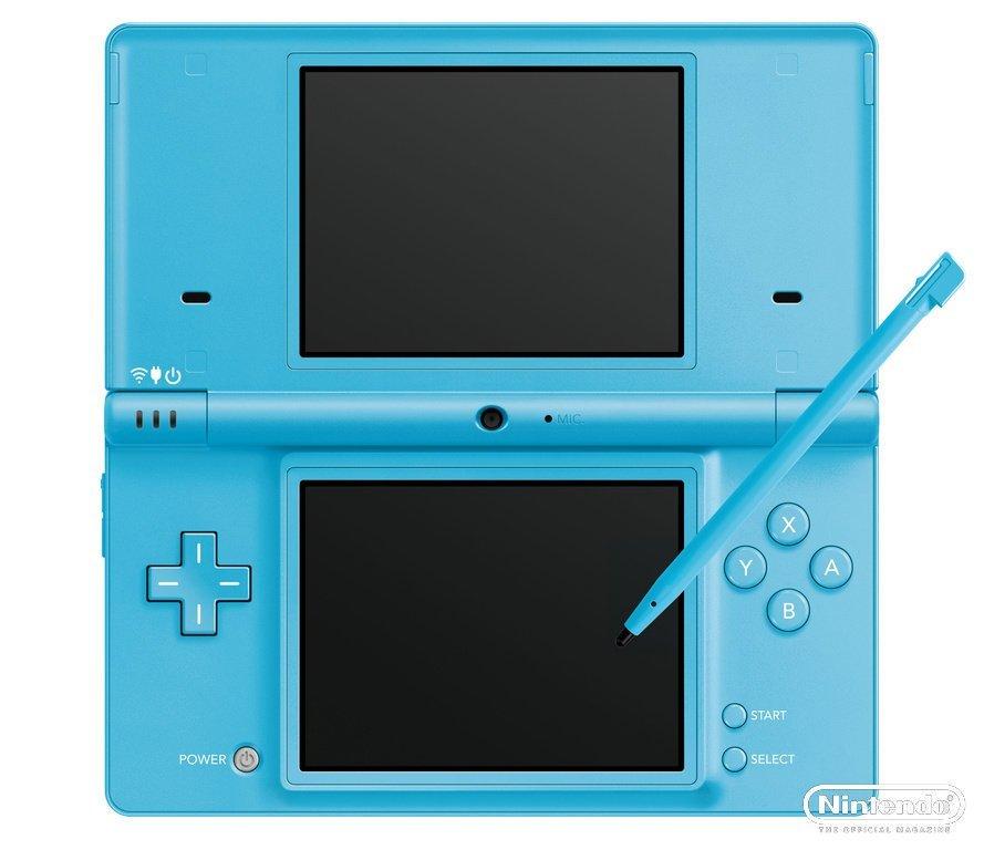 Nintendo DSi - Hellblau