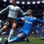 PES 09 vs FIFA 09: Japan vs Kanada