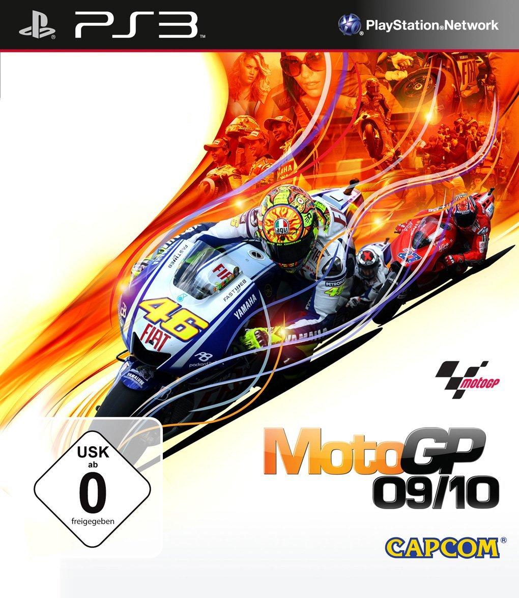 MotoGP 09/10 – Packshot PlayStation 3