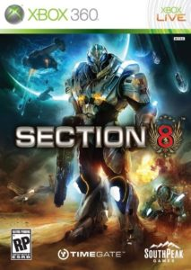 Section 8 - Packshot Xbox 360