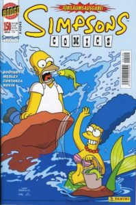 Simpsons Comics #150