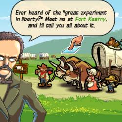 The Oregon Trail: American Settler für iPad vorgestellt