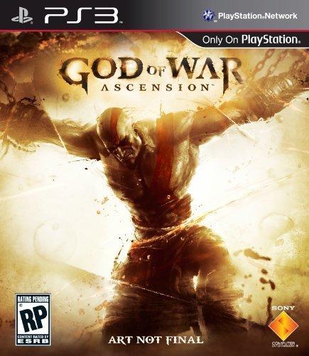 God of War: Ascension - Cover PS3