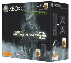 Xbox 360 MW2 Limited Edition