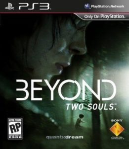 Beyond Two Souls - Cover PS3