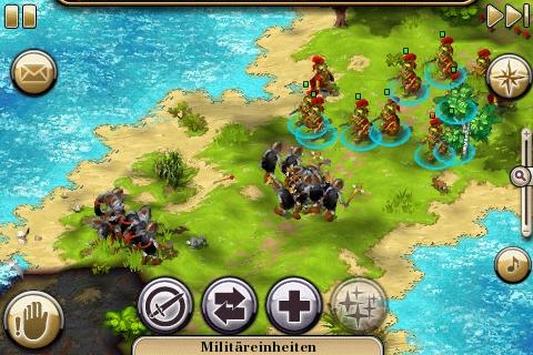 Die Siedler – iPhone-Screenshot