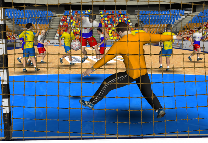 Handball-Simulator 2010 – European Tournament