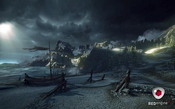 REDengine3_The Witcher 3