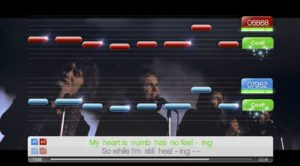SingStar Take That - PS3-Screenshot