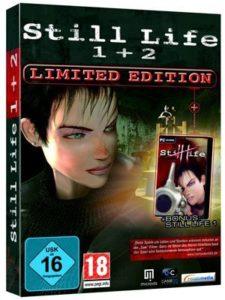 Still Life - Packshot Limited Edition