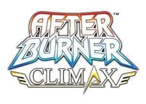 After Burner Climax - Logo