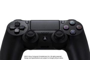 DualShock-4-Controller