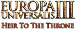 Europa Universalis III – Heir to the Throne – Logo