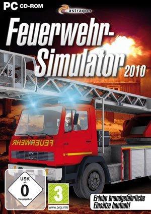 Feuerwehr-Simulator 2010 – Packshot