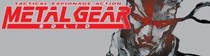Metal Gear Solid – Logo
