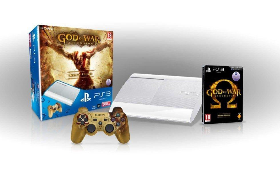 PlayStation 3 - God of War Ascension Bundle
