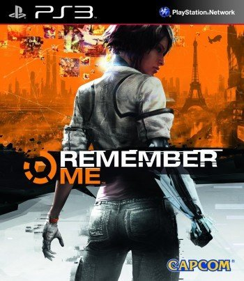 Remember Me - Packshot PS3