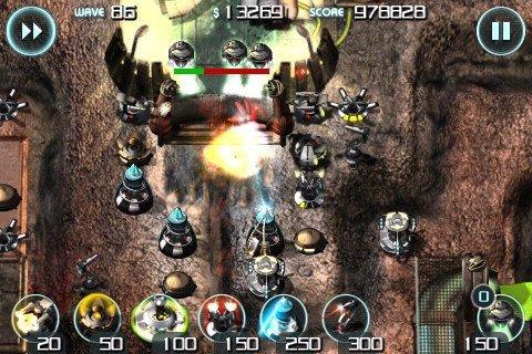 Sentinel: Mars Defense für iPhone 1 Woche kostenlos