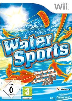 Water Sports Packshot Wii