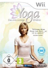 Yoga – Wii-Packshot