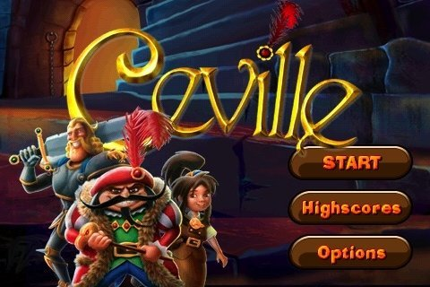Ceville – iPhone-Screenshot