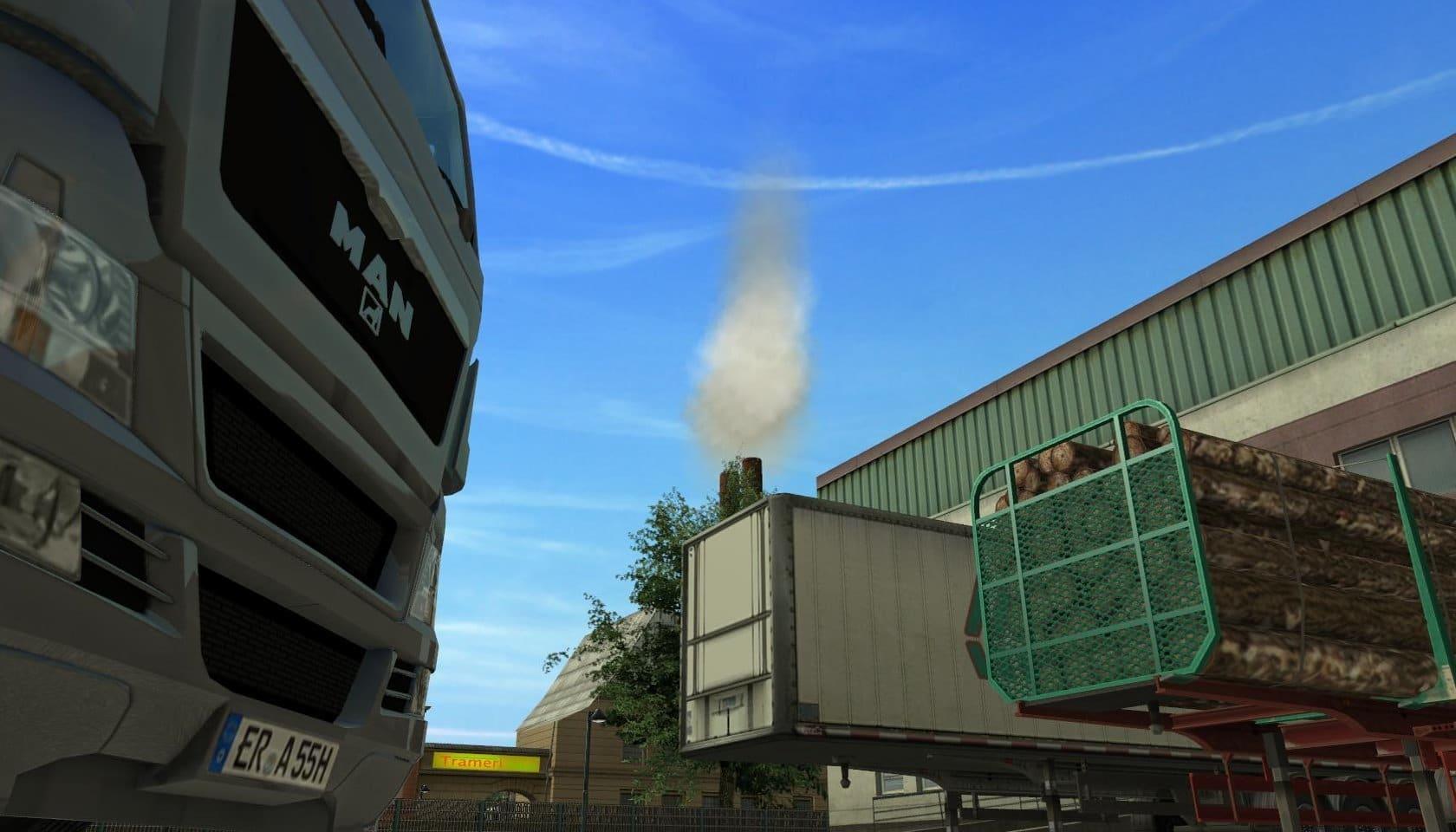 German Truck Simulator: rondomedia veröffentlicht Screenshots