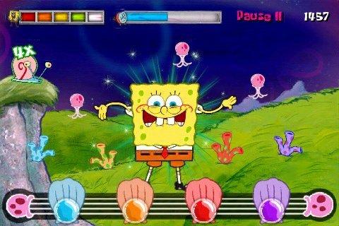 SpongeBog: Quallen Party