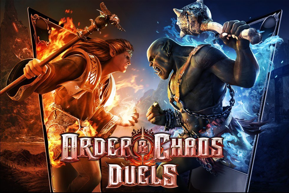 Order & Chaos Duels – Artwork