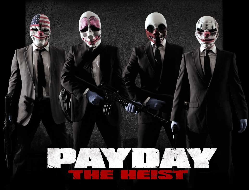 PAYDAY -The-Heist