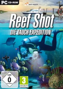 Reef Shot: Die Tauch-Expedition - Packshot PC