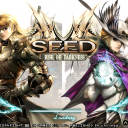 Screenshots zum Action-RPG SEED für iPhone