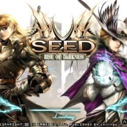 Screenshots zum Action-RPG SEED für iPhone