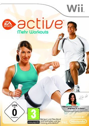 EA Sports Active – Mehr Workouts