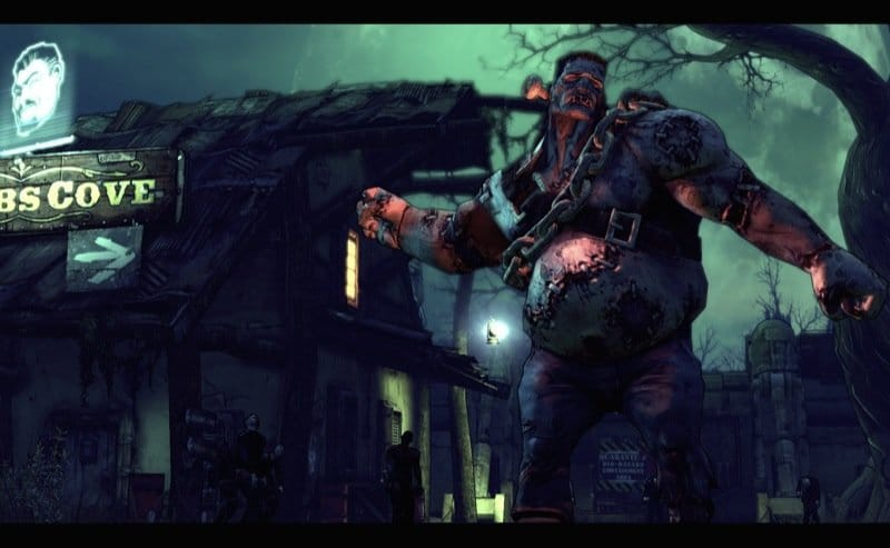 Borderlands - Screenshot