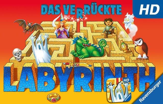 Das verrückt Labyrinth HD