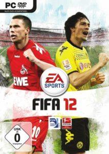 FIFA 12 - Cover PC
