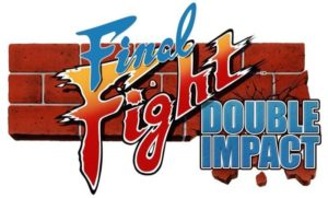 Final Fight: Double Impact - Logo